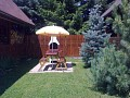 Chatky Milanov dvor - Záhrada + gril